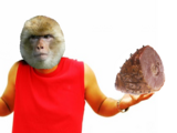 Fun:Becoming a beef monkey