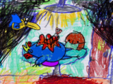 Rocket Horse & Jet Chicken