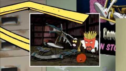Aqua Teen Hunger Force S03E06 Little Brittle