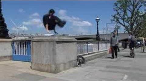 Learn Freerunning and Parkour - Kash Vault