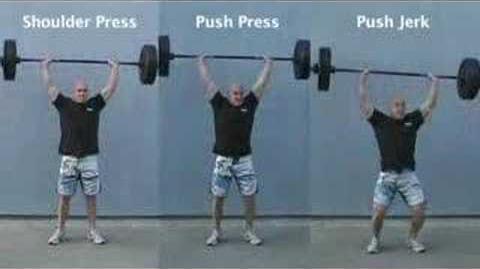 Push Jerk