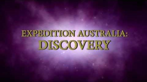 Expedition Australia- Discovery Trailer