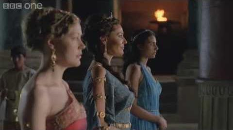 Twist of Fate Next Time Trailer - Atlantis Episode 4 - BBC One