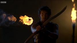 Jason and arrow