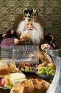 700-01582206em-portrait-of-a-king-at-a-feast-stock-photo