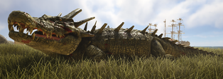 Crocodile With Background.png
