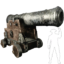 Manned Ship Cannon