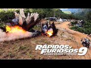 Rápidos y Furiosos 9 - Colisión Total.