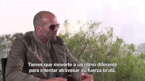 FAST & FURIOUS 7 - Entrevista a Jason Statham