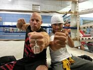 Vin Diesel y Tony Jaa