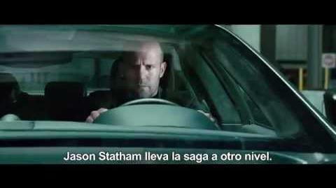FAST & FURIOUS 7 - Descubre el lado oscuro de Jason Statham