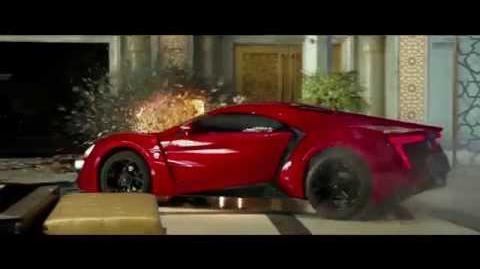 FAST & FURIOUS 7 - Las escenas de acción-0