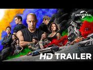 Rápidos y Furiosos 9 – Tráiler Oficial 2 (Universal Pictures) HD