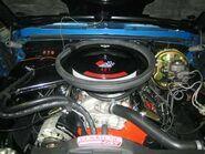 Yenko camaro engine
