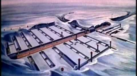 """The_U.S._Army's_Top_Secret_Arctic_City_Under_the_Ice!_""""Camp_Century""""_Restored_Classified_Film"""