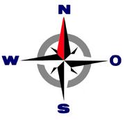 Compass rose transparent.png