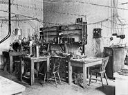 Sir Ernest Rutherfords laboratory, early 20th century. (9660575343)