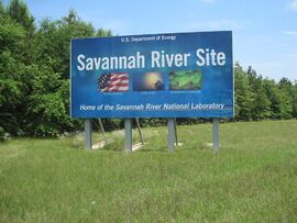 Savannah River Site sign.jpg