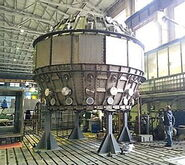 T-15MD Vacuum vessel shell