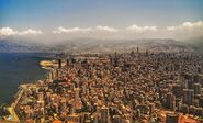 Beirut close to plane descent