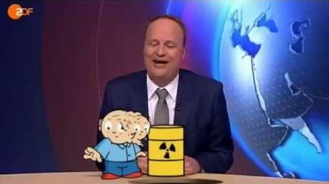 Das Endlagersuchgesetz und der billige Atomstrom - heute show 12.04.2013 - die Bananenrepublik