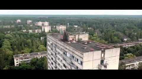 Postcards from Pripyat, Chernobyl