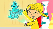 Betty in a Raincoat reaching DeGill remastered