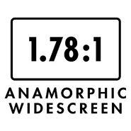 1-78 Anamorphic Widescreen