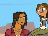 Courtney e Alejandro
