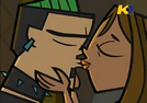 TDI Courtney Duncan 1° bacio