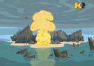 TDI Esplosione causata da miscela per falò di Izzy