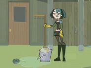 TDI Gwen in bagno