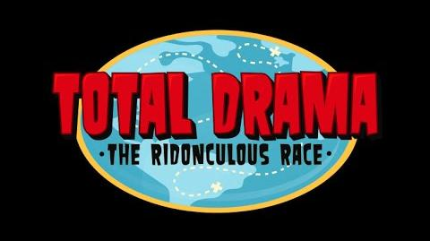 Total Drama- The Ridonculous Race - Trailer