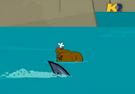 TDI Chef finisce in zona bersaglio squali durante collaudo