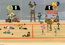TDI Carpe vincono secondo round dodgeball