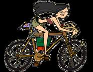 Heather bike 2