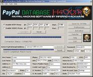Database hacker