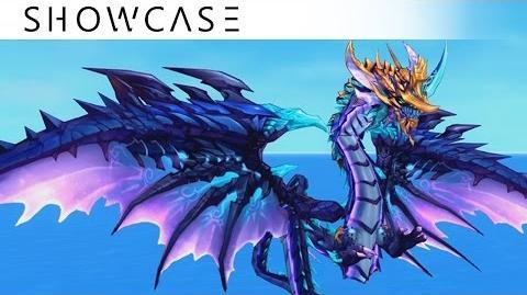 Showcase Aura Kingdom Eidolons - Quelkulan's Combo Skill