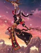 Yumikaze Flying
