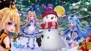 Eidolons Christmas 2018 Wallpaper