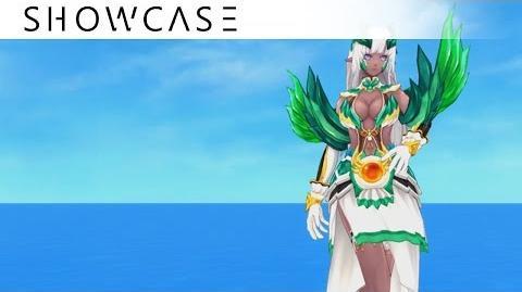 Showcase Aura Kingdom Eidolons - Uzuriel's Combo Skill
