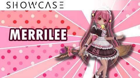 Showcase Aura Kingdom Eidolon - Merrilee's Dialog Voice Acting