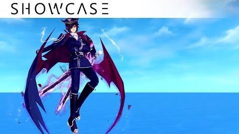 Showcase Aura Kingdom Eidolons - Alucard's Combo (Mounting) Skill