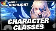 CHARACTER CLASSES • AURA KINGDOM 2 Gameplay (Hour 1 Highlight)