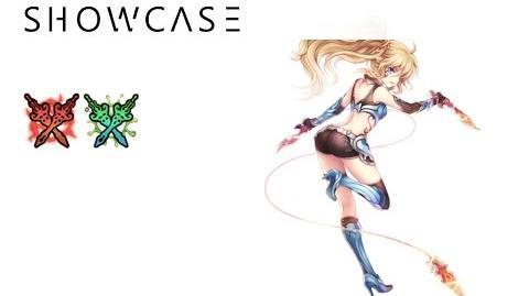 Showcase Aura Kingdom Duelist (Dual Blades) - Weapon Specialization Paths & Mastery Skills