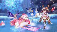 Christmas Amaterasu 1