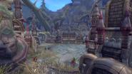 Desolate Valley Gelu Village