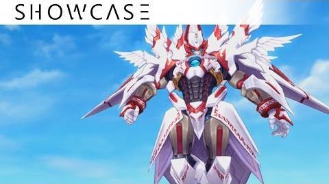 Showcase Aura Kingdom Eidolons - Abraxas' Combo Skill