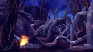 Viridian Steppe Charred Forest