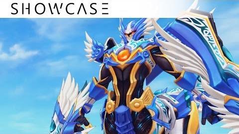 Showcase Aura Kingdom Eidolons - Cyril's Combo Skill